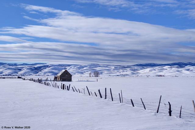 Little Barn, Big Valley