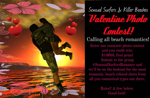 Valentine Photo Contest!