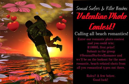 Valentine Photo Contest!