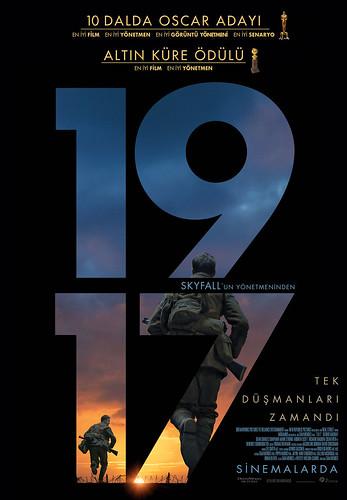1. Dünya Savaşı Destanı 1917 Beyazperdede (2020)