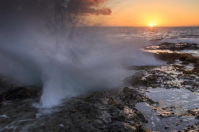 Pele's Wave