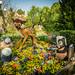 Epcot 2017 Flower & Garden Festival by jrpopfan