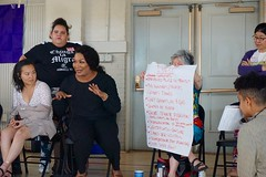 We are Powerful and Visionary: GGJ Grassroots Feminist Convening in DC 2019