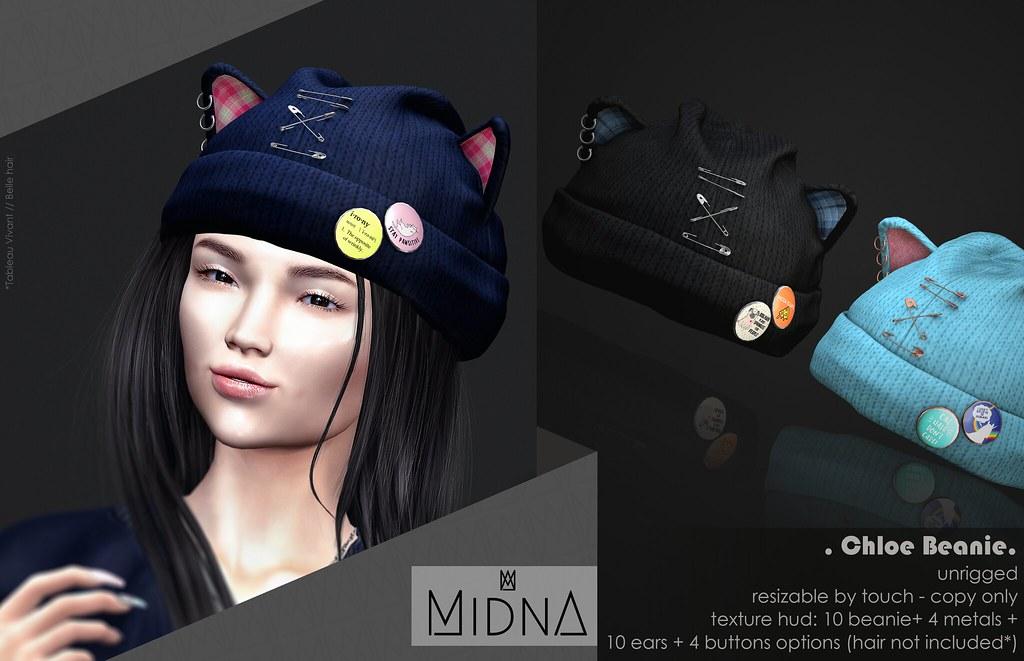Midna – Chloe Beanie