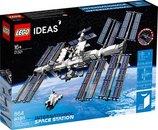 飄浮在地表 400 公里上空的鋼鐵巨獸樂高化! LEGO 21321 IDEAS 系列【國際太空站】International Space Station 正式發表
