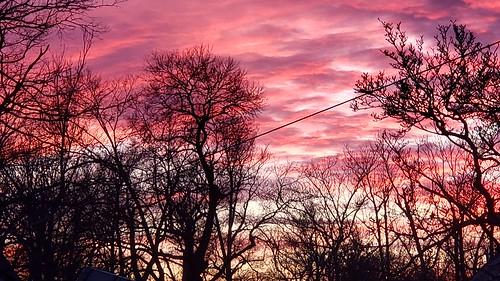 2020 usa nj bayshore monmouthcounty nature sunset keansburg middletown