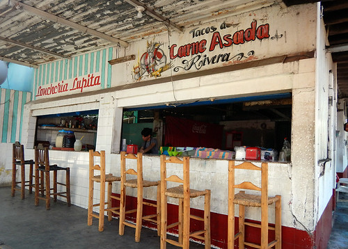 Eateries in Tecoman, Mexico