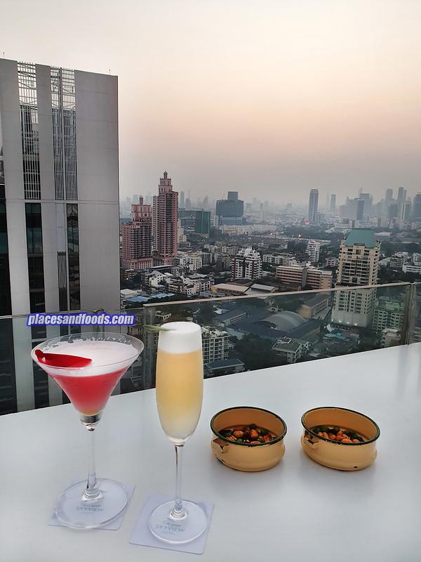 vanilla skybar bangkok cocktail