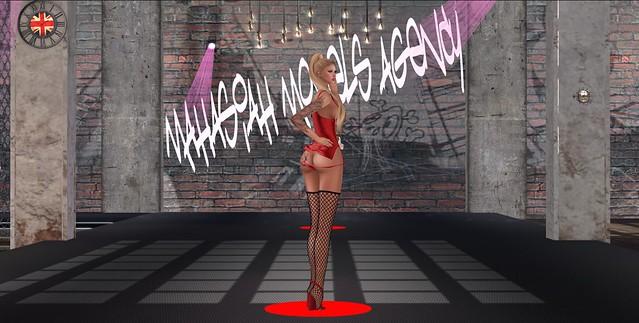Fashion Show of B BOS