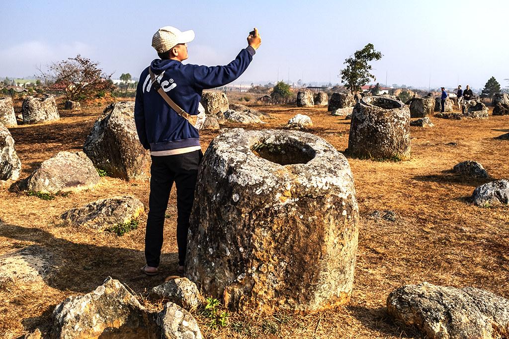 Plain of Jars Site 1--Phonsavan