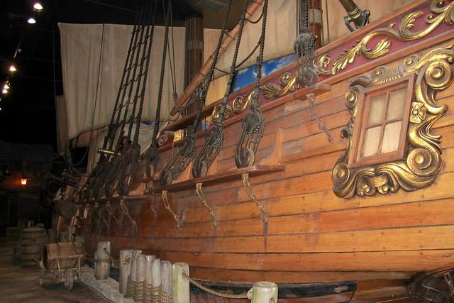 Pirates of Nassau Museum