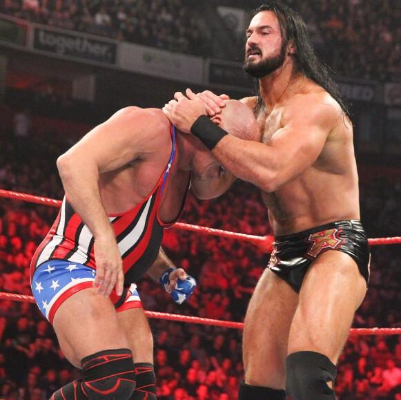 Kurt Angle on Drew McIntyre become WWE Champion - Sports Info Now