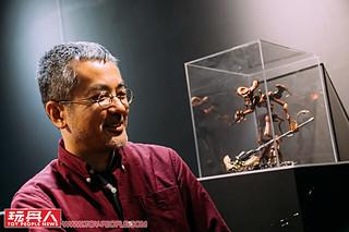 影響造型界深遠的傳奇大師,鬼才造型作家 - 『竹谷隆之』專訪