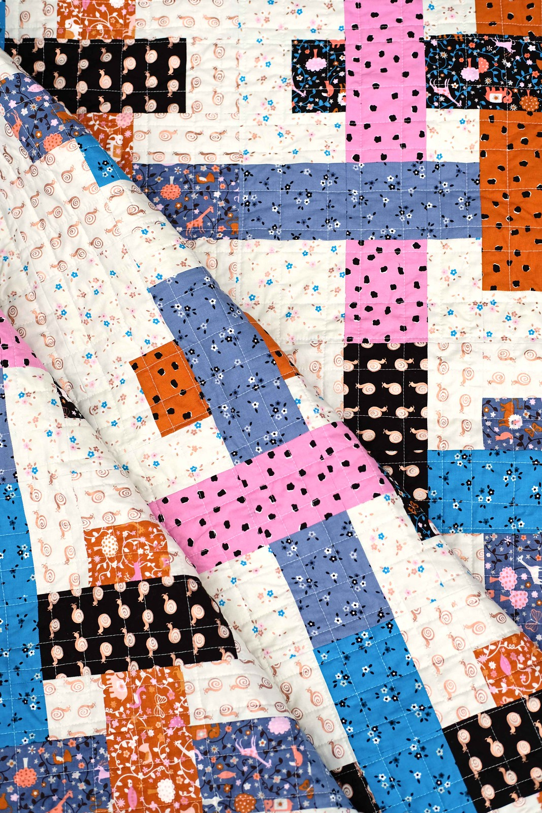 The Ella Quilt - Kitchen Table Quilting