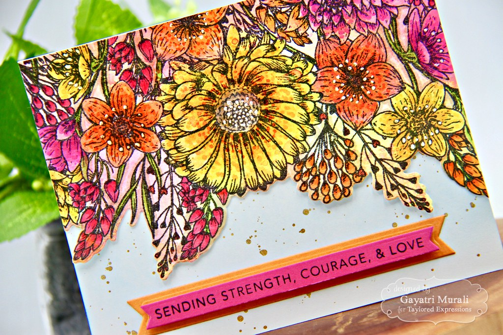 Gayatri Tuesday card #1 closeup