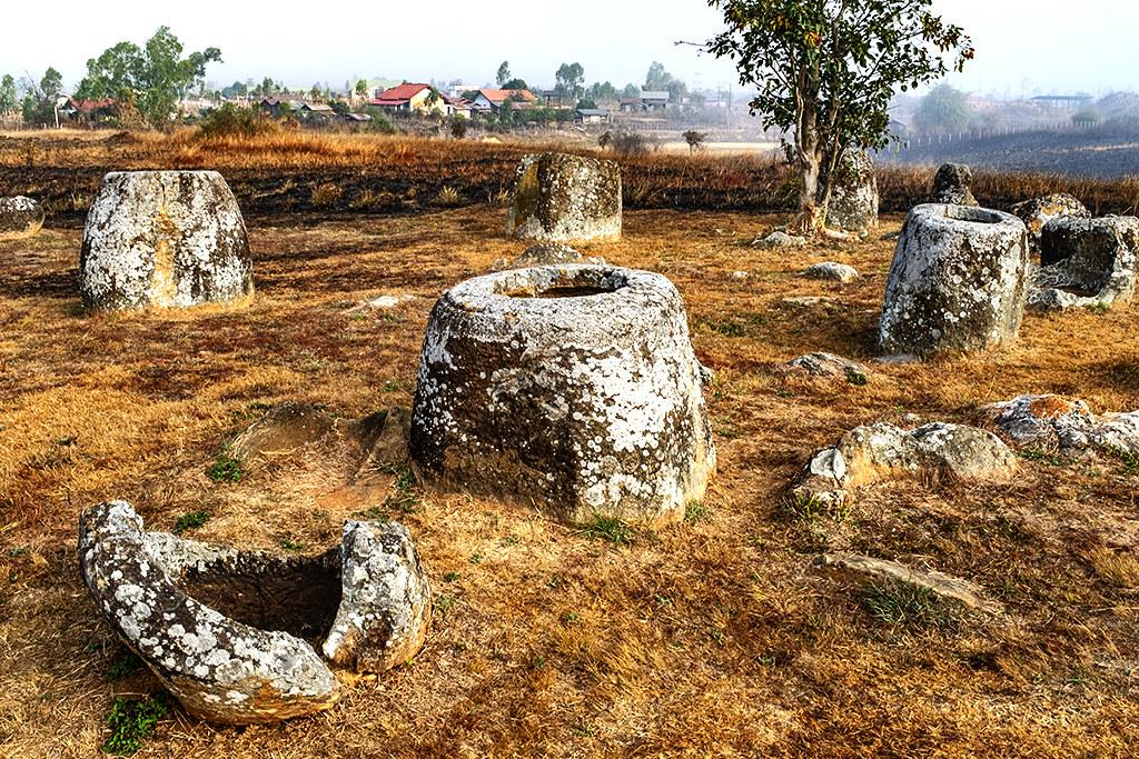 Plain of Jars Site 1--Phonsavan 5