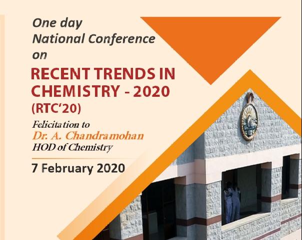 Recent Trenads In Chemistry – 2020