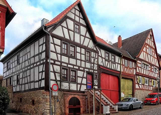 Hochstadt Fachwerkhaus