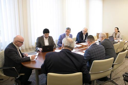22.01.2020 Şedinţa Comisiei mediu şi dezvoltare regională
