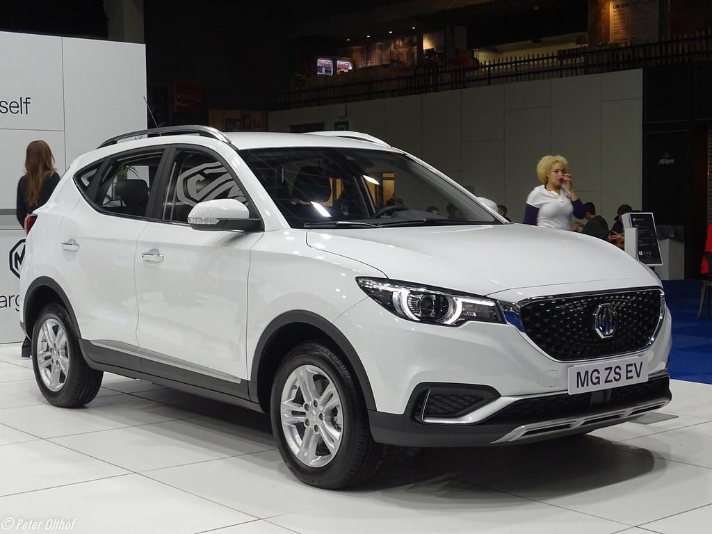 MG ZS EV,, electric vehicle, electric car