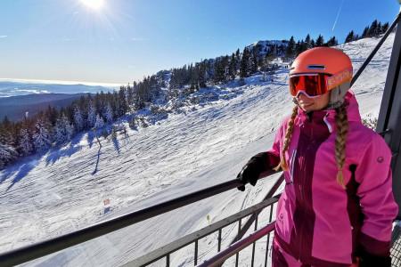 Tipy SNOW tour: Velký Javor – tady je leden znát