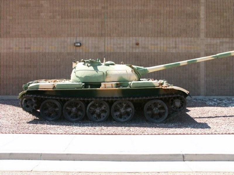 T-54 MBT 1