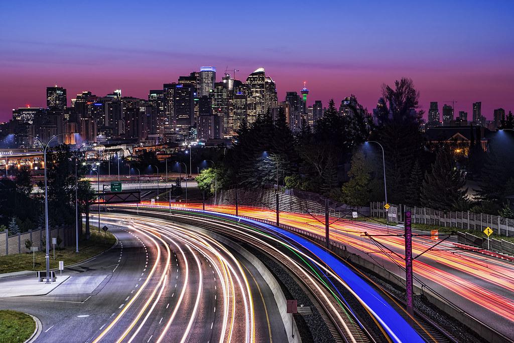 Swerve into Calgary