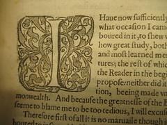 1607 arabesque initial I