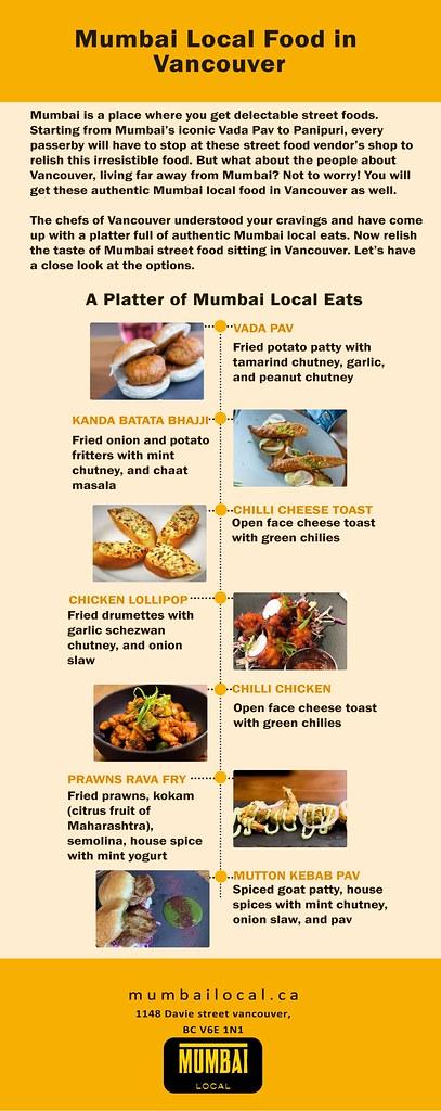Mumbai Local Food in Vancouver