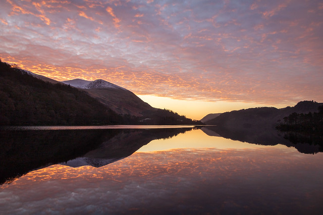 Thirlmere Sunrise