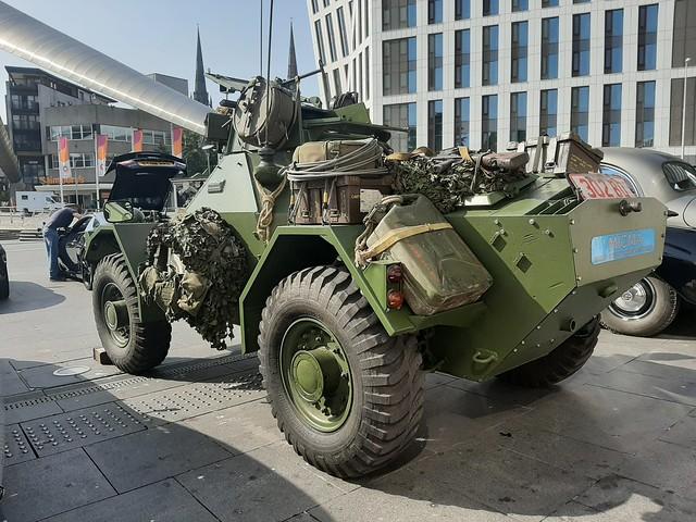 Daimler Armoured Car_Hales Street_Coventry_Jun19