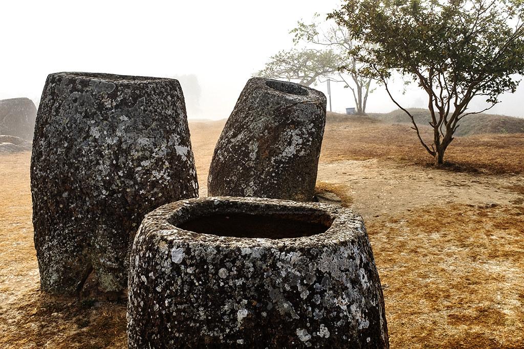 Plain of Jars Site 1--Phonsavan 4