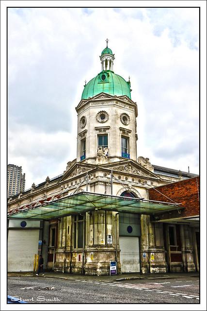 London Central Markets, Cnr Charterhouse Street & East Poultry Avenue, Farringdon, London, England UK