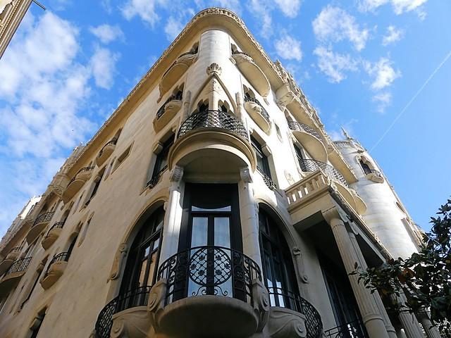Barcelona - Gran de Gràcia 002 i1