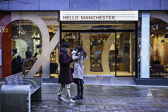 Hello Manchester