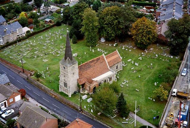 St. Andrews Church, Great Cornard near Sudbury, Suffolk