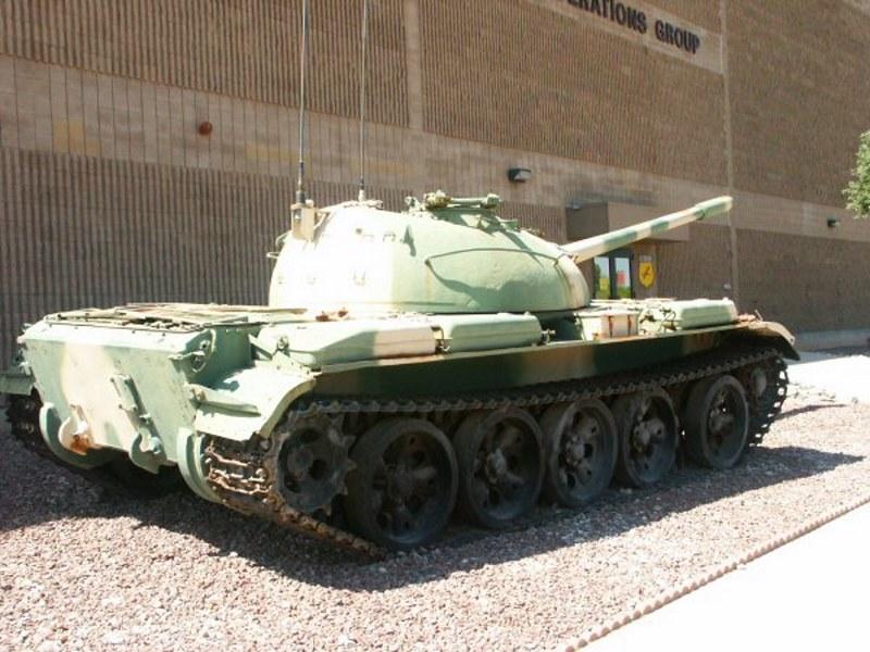 T-54 MBT 19