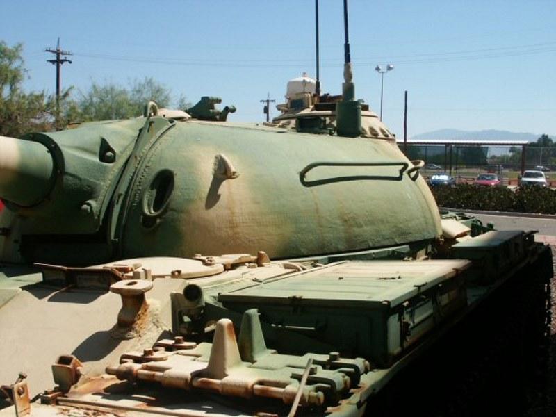 T-54 MBT 4