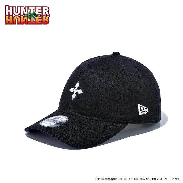 感受到這頂帽子上有強大的念!《獵人 HUNTER×HUNTER》NEW ERA 合作聯名款棒球帽