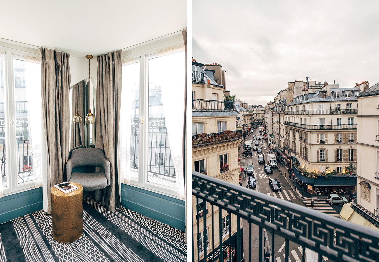 Hotellivinkki Pariisiin