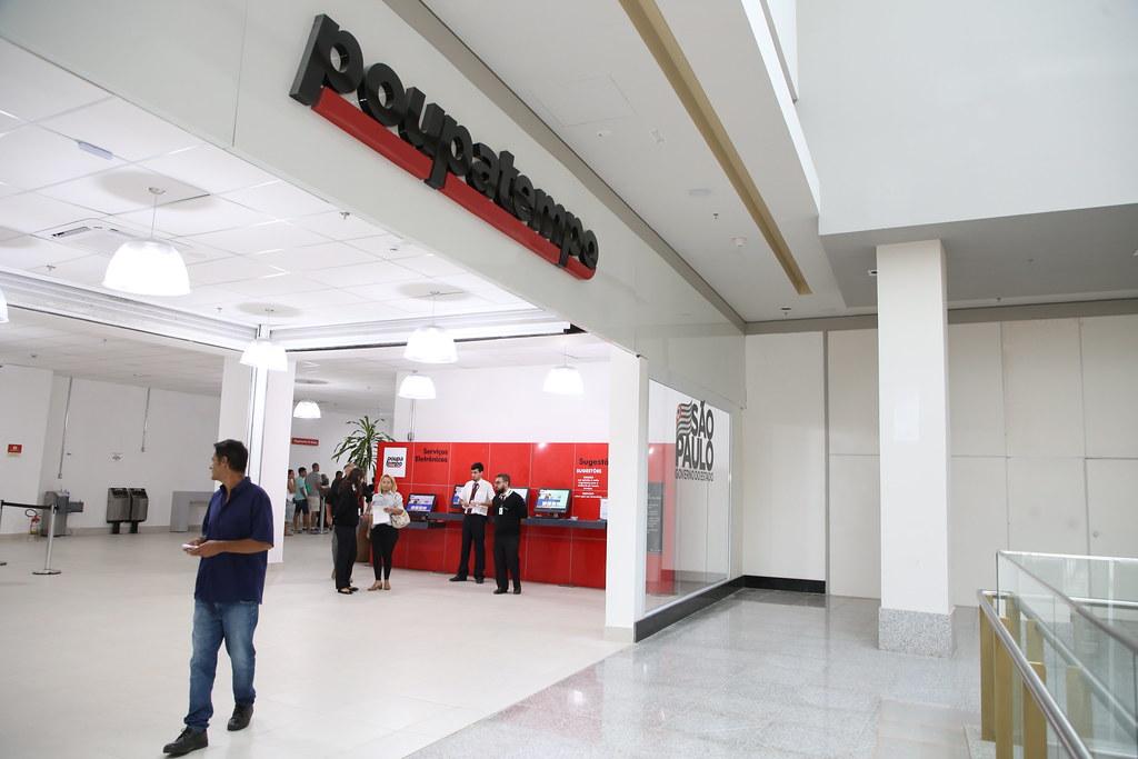 Reabertura do Poupatempo de Bragança Paulista