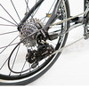 364-008 Speedone FS 20S 鋁合金TwoCAMM避震20速406折疊車-黑(Sram Apex)(魚鱗焊鋁合金)