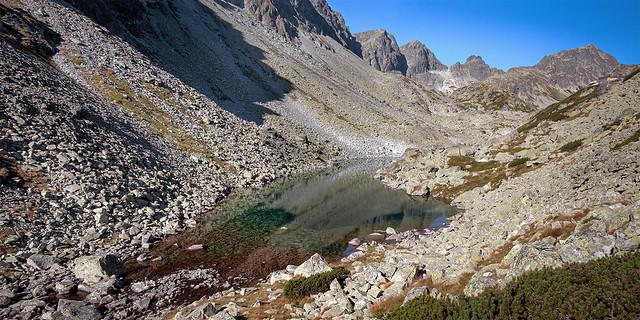 Dlhé pleso - Veľká Studená dolina - High Tatras
