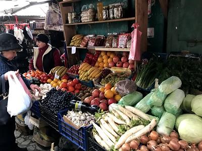 ukrán piac zöldséges
