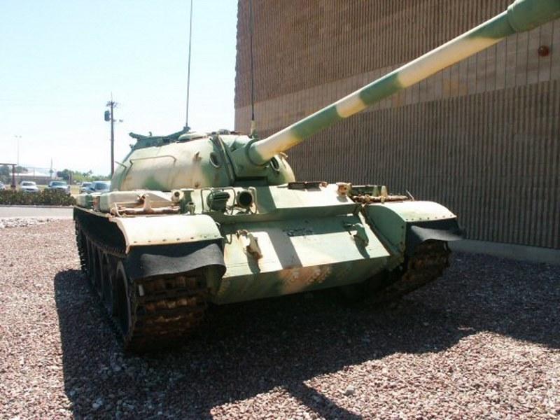 T-54 MBT 2