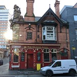 The Queen's Arms | Seen from Charlotte Street | Birmingham in Photos