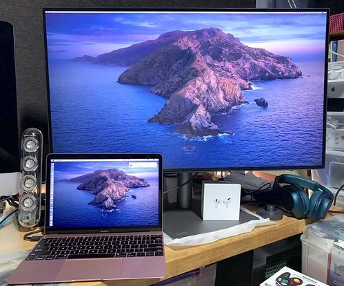 PD3220U with Macbook
