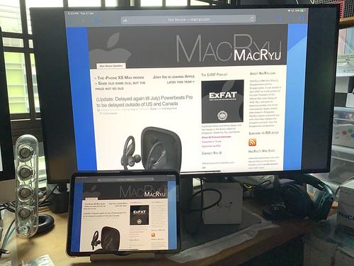 iPad Pro Setup