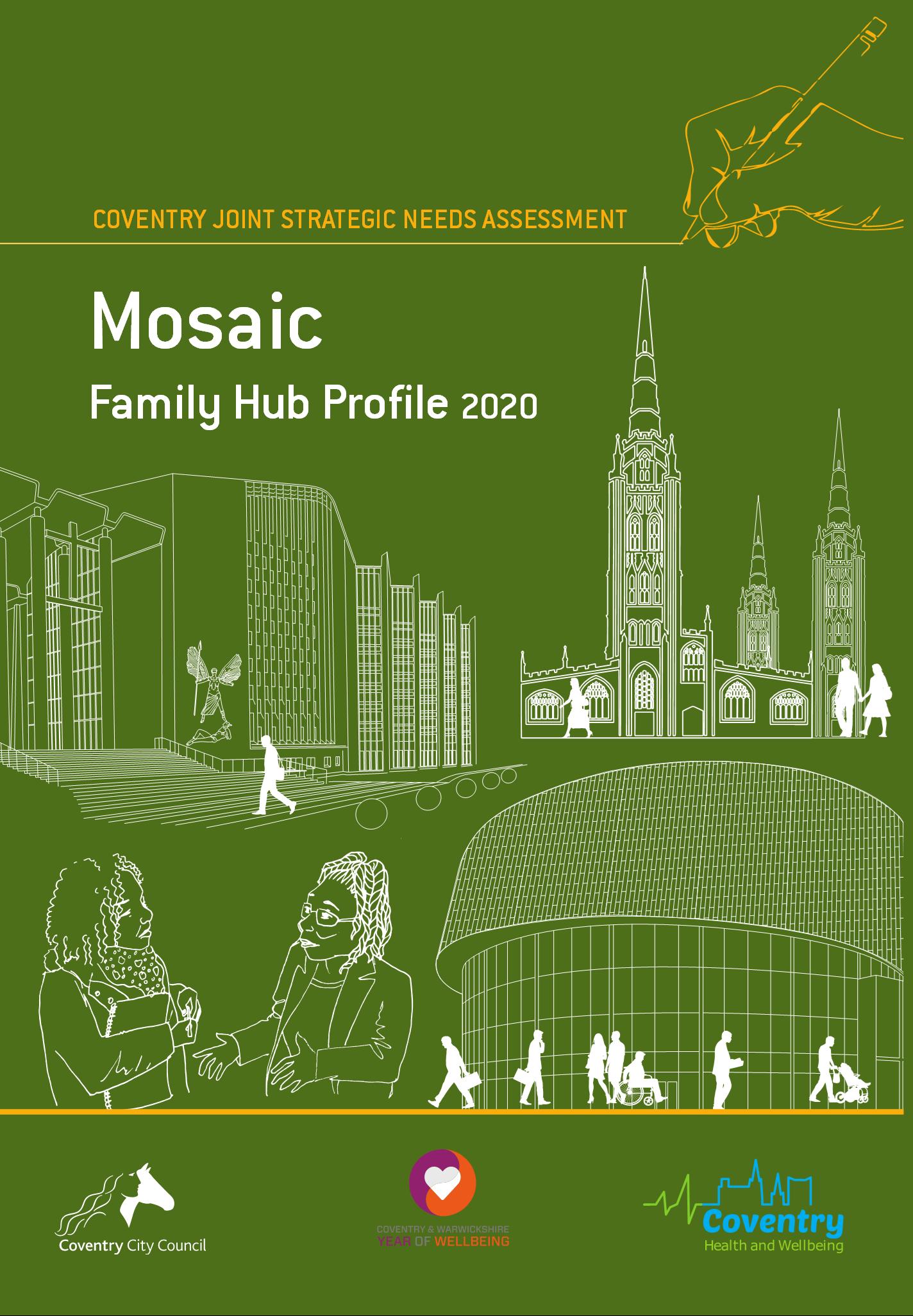 Mosaic profile 2020