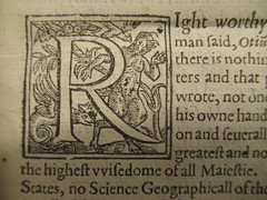 1608 mythological initial R - History of Serpents
